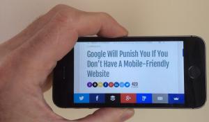 mobile blog V2